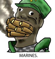 MARINES. by Omega208