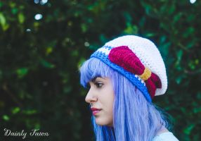 Small  Sailor Moon hat by candypow