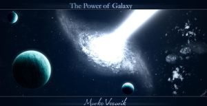 The Power of Galaxy by Silensious