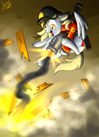 Wreck everything by Chocolatechilla
