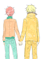 30 Day OTP Challenge: 1) holding hands by azngirlLH