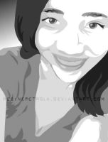 portrait of me by reginepetrola