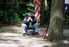 First Sergeant - 20th Maine by MorganCG