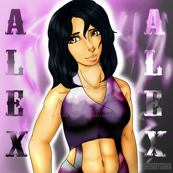 Alex (RiSK) by Kume-chan