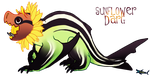 Sunflower Darg (Draw to adopt) [closed] by canned-sardines