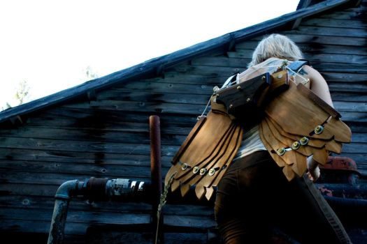 Steampunk Icarus Wings MK1 by steampunk22