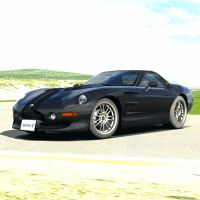Shelby Series One Supercharged - GT5 by Cosworth40