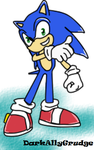 request SONIC by darkallygrudge