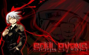Soul E. Evans Wallpaper by XIMEN-ALE