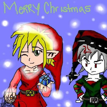 Link and DL christmas by e-Link