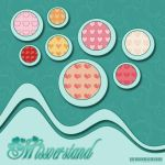 Tiles 14_3, Hearts by Missverstand