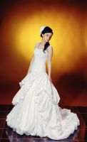 bride wedding dress stock 7 by Luria-XXII