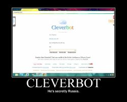 Cleverbot The Wannabe by Tacogirl456