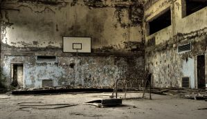 Chernobyl Gym by Lightmotiv