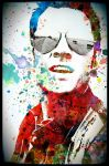 Johnny Knoxville by CrackheadJimmy