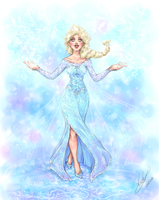 Let It Go by sarumanka