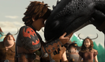 How to train your dragon 2 wallpaper by Foxi1309