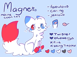 .:Magnet Reference sheet:. by Magnet-Crayon