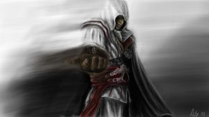 Assassin's Creed 2 by LetticiaMaer