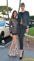 Joan Smalls and Karlie Kloss by lowerrider