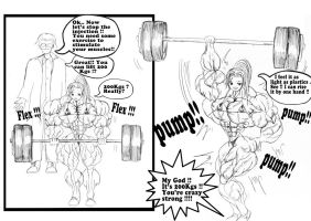 crazy muscle expertment1 sample5 by e19700