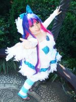 stocking - angel 2 by karman0301