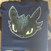 toothless shirt by UwiGoncho