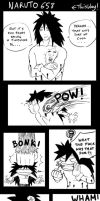 Naruto 658 Spoof by Satosanteru