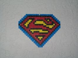 Superman Logo by EternalBarrel
