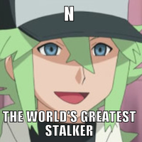 N The World's Greatest Stalker by Master-of-Scarves