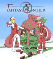 Fantasy Frontier Xmas 2013 Part 2 by lostonezero