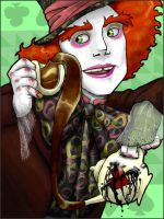 Mad as a Hatter by Skellagirl