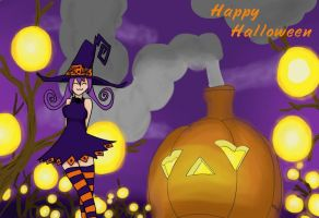 Halloween Blair by SunsetSovereign