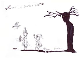 Pen and Marker challenge - OtGW by TheGoldenAquarius