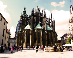 Cathedral Praha by cuba12