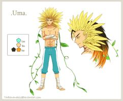 Uma -reference by LoRd-TaR
