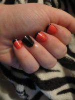Nails by OoBlaineEverettoO