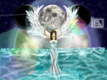 Triple Goddess by artboy-2