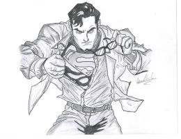 Superman by Cobletking