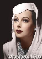Hedy Lamarr edited. by M3ment0M0ri