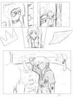 Sora and Kairi pg1 by PlasmaUnicorn