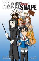 Harry Loves Snape Vol. 2 Cover by wotchertonks7