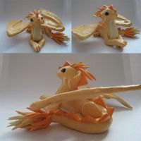 Dragon 7-8-14 by Critter-Creator