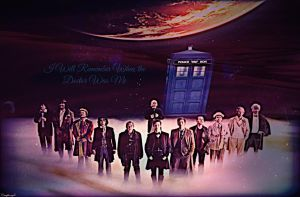 Fifty Years, Thirteen Doctors by Childoftheflower