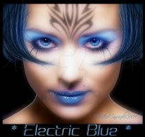 Electric Blue by Ecathe