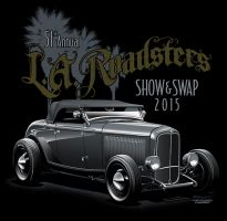 LA ROADSTERS15-traditional-sm  by WhateverWeber