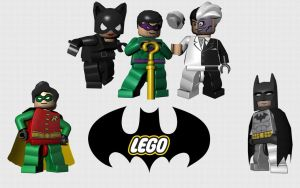 Lego Batman by StephPriest