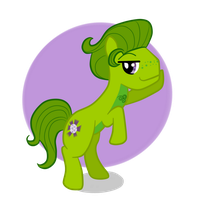 Vinnie Terrio - My Littlest Pony Shop or something by ZoeeZoee