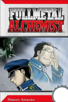 Project FMA: V. 4 Cover by nitefise