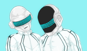 Daft Punk Legacy by b-dangerous